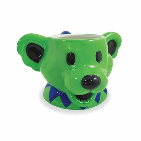 Grateful Dead Dancing Bear Mug