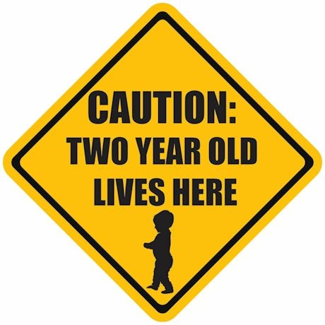 Family Caution Signs- Two Year Old