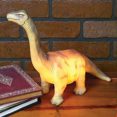 Dinosaur Table Lamps- Brontosaurus