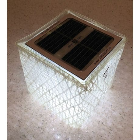 Collapsible Solar Led Lantern
