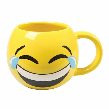 Emojicon Tears Of Joy Coffee Mug