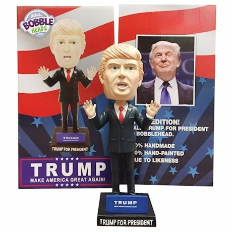 Trump Bobblehead