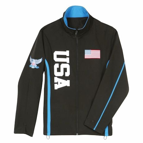 International Softshell Jackets - USA