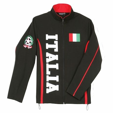 International Softshell Jackets - Italy