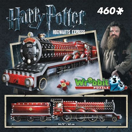 Harry Potter Hogwarts Express 3D Puzzle