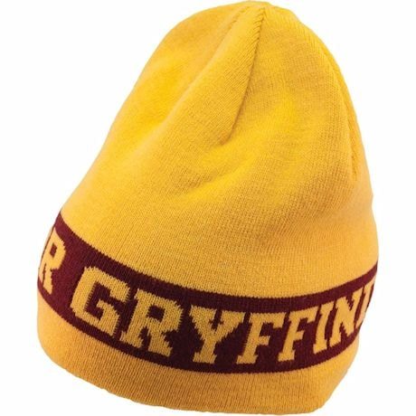 Reversible Harry Potter Outerwear- Gryffindor Hat