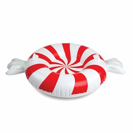 Inflatable All Season Sports Tubes - Peppermint Twist