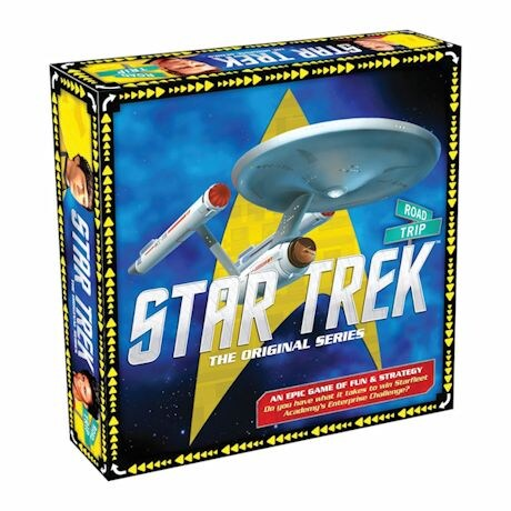 Star Trek Road Trip Board Game