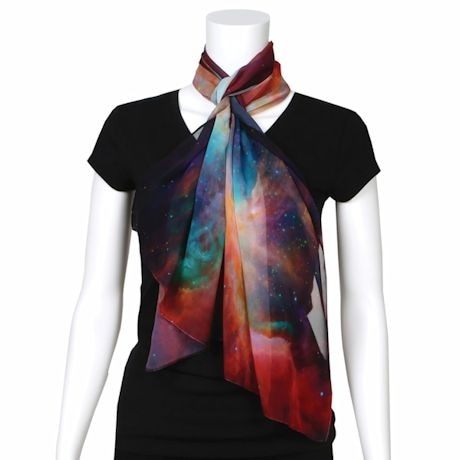 Rainbow Hubble Scarf