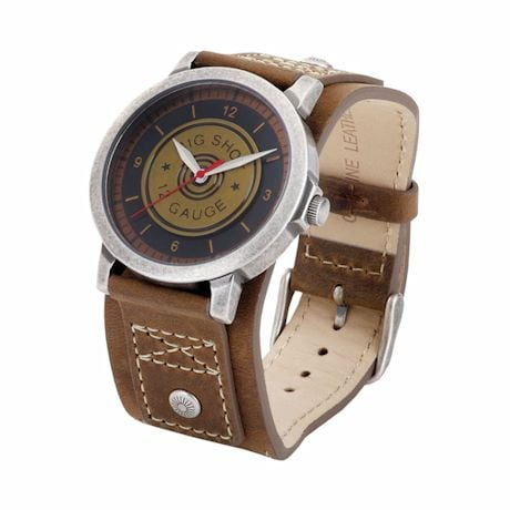 Shotgun Shell Watch