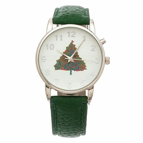 Musical Holiday Watch