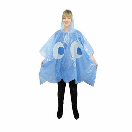 Pac-Man Ghost Ponchos Set
