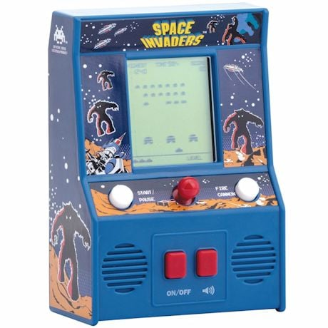 Retro Arcade Video Games- Space Invaders