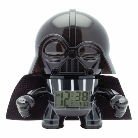 Star Wars® Alarm Clock Nightlight - Darth Vader