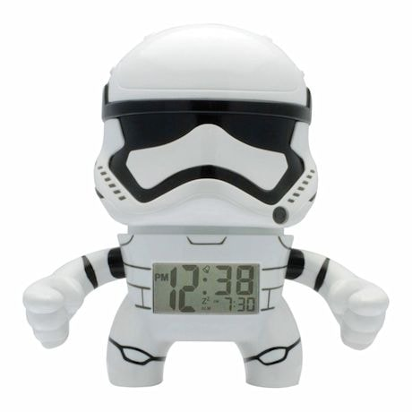 Star Wars® Alarm Clock Nightlight - Stormtropper