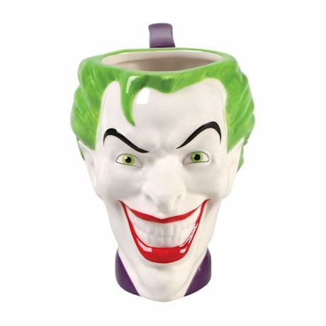 DC Comics 3-D Mugs - The Joker Mug