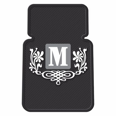 Personalized Car Mats - Monogram