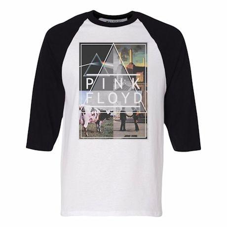 Pink Floyd Raglan Shirt