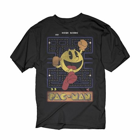 Pac-Man Retro T-Shirt