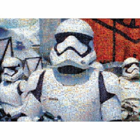 Star Wars® Photo-Mosaic Puzzles - Stormtroopers