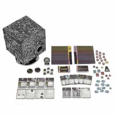 Star Trek Attack Wing: Borg Cube With Sphere