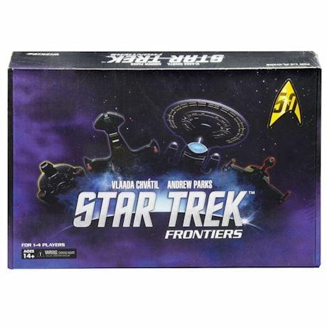 Star Trek: Frontiers 50Th Anniversary Game
