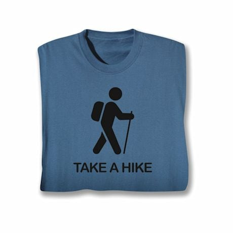 Recreation Hiking T-Shirt
