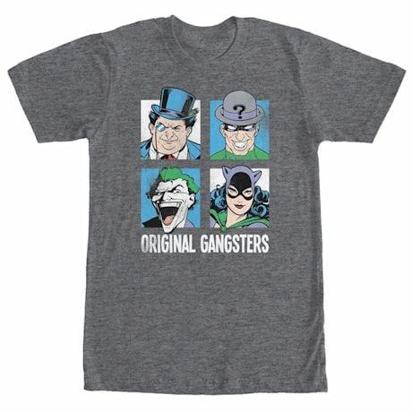 DC Comics Orginial Gangsters T-Shirt