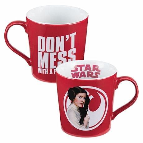Star Wars™ Character Mugs- Princess Leia