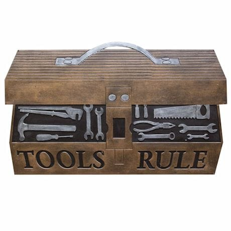 Tools Rule Tool Kit Rubber Floor Mat