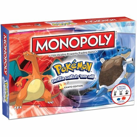 Monopoly® Pokemon Kanto Edition™