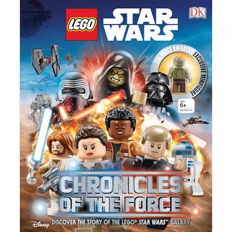 Legos Star Wars Chronicles Of The Force