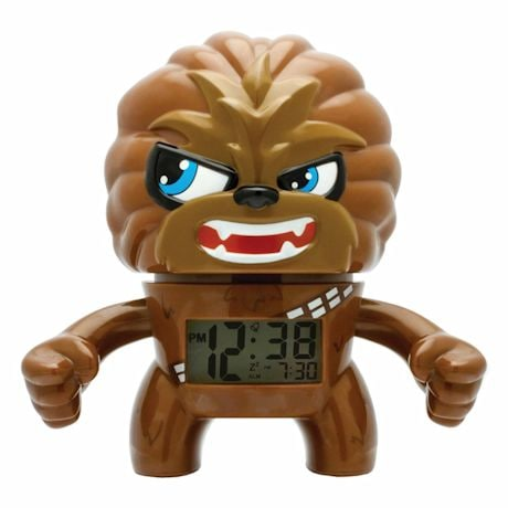 Star Wars Chewbacca Alarm Clock