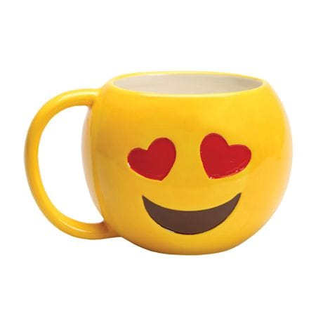Emojicon Serveware - Love You Mug (OMG)