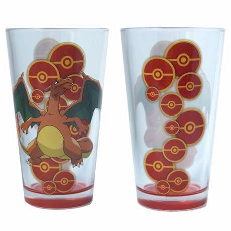 Pokémon Charmander Pint Glass