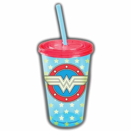 Glow In The Dark Wonder Woman Cup