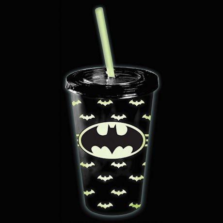 Glow In The Dark Batman Cup