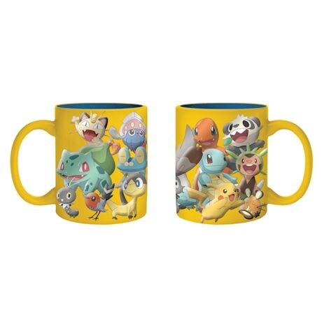 Pokémon Gang Mug