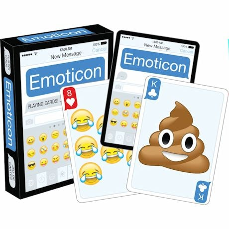 Licensed Playing Cards - Emoji