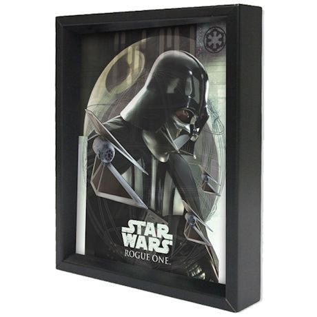Star Wars Rogue One Darth Vader Shadowbox