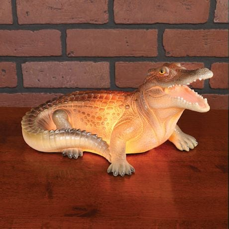 Alligator Table Lamp