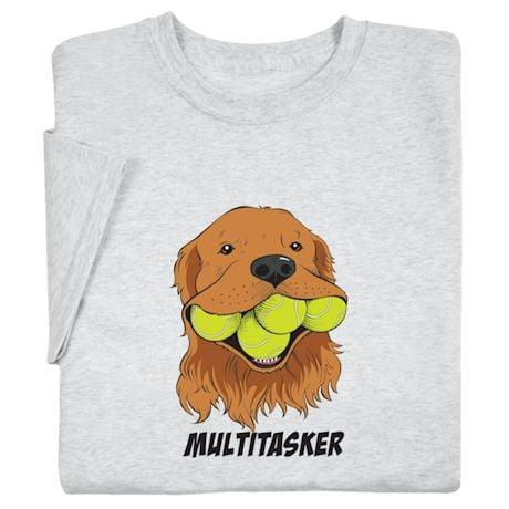 Multitasker Shirts