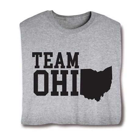Team State Shirts
