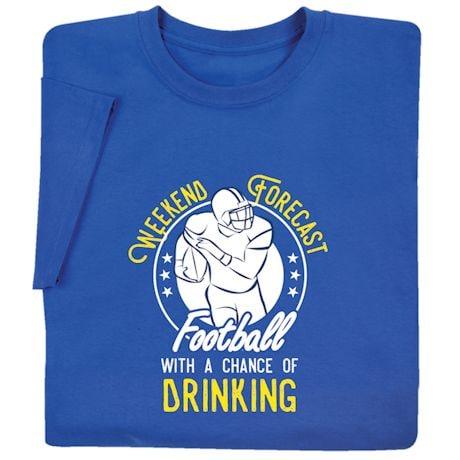 Weekend Forecast Shirts