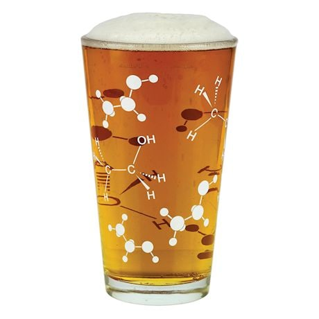 Chemist Approved Glassware - Pint Glass
