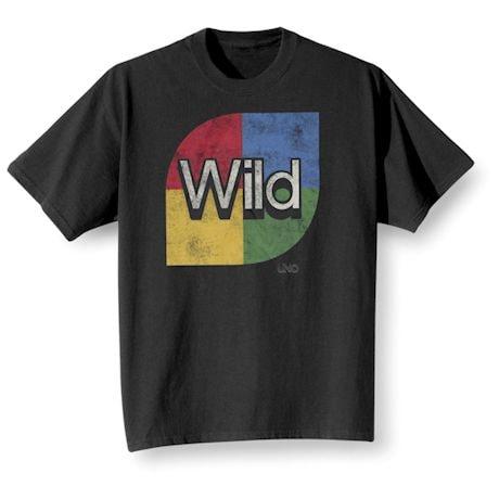 Gaming Tees -Wild