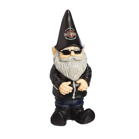 Harley-Davidson® Garden Gnome