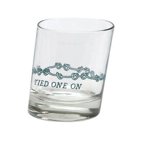 Drunken Sailor Glassware - Tied One On