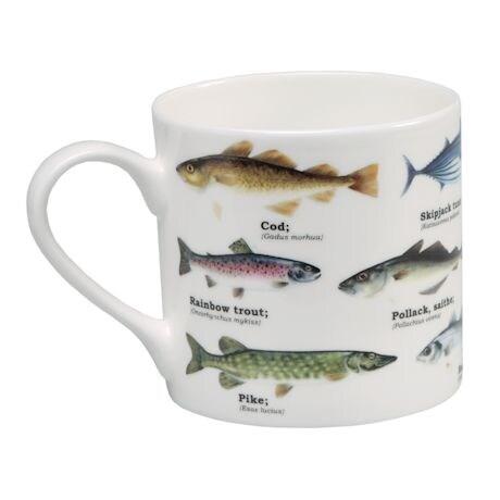 Fish Species Mug