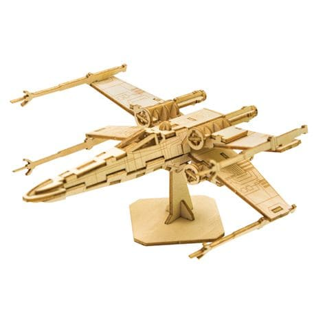 Incredi-Builds Star Wars Model Kits - X-Wing Fighter